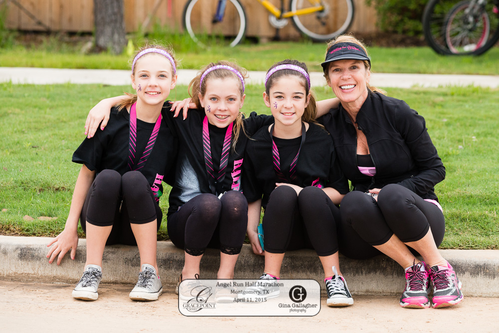 Angel Run:  Running for Kelsey and Sara