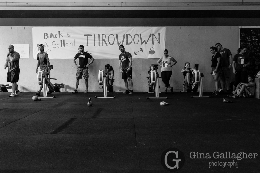 CrossFit Kids Event:  Back To School Throwdown