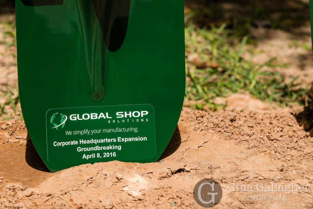 Global Shop Solutions:  Growing for the Future, Building on Family