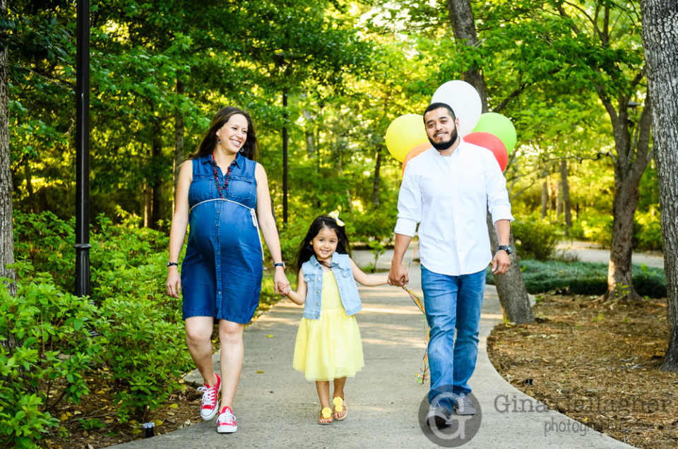 Celebrating A Rainbow Baby and a Five Year Old