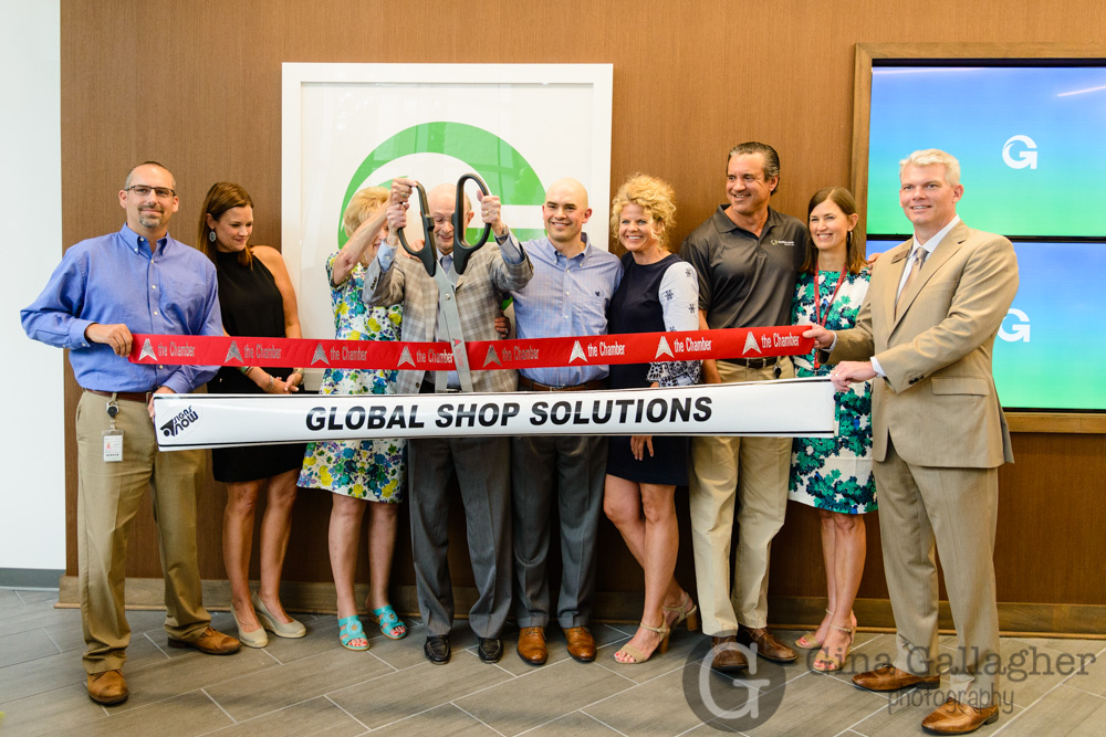 Grand Opening, Event Photography, The Woodlands Event Photographer, Ribbon Cutting